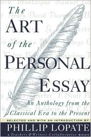 The-Art-of-Personal-Essay