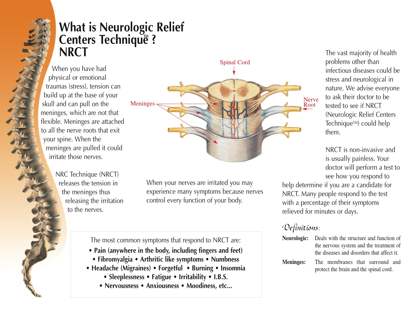 NRCTechnique